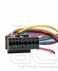 Адаптеры Магнитола- ISO Переходник Магнитола-ISO 456001/1 SONY - ISO 16pin