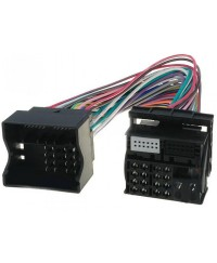 Адаптеры Авто-ISO Переходник кабель 150-17 Quadlock 40 pin полный (мама-папа)