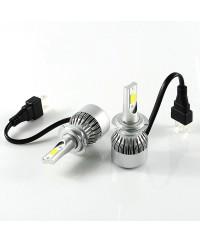 LED- лампы Лампы светодиодные C6 H7 12-24V COB (2шт)