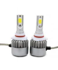LED- лампы Лампы светодиодные C6 HB4 9006 12-24V COB (2шт)