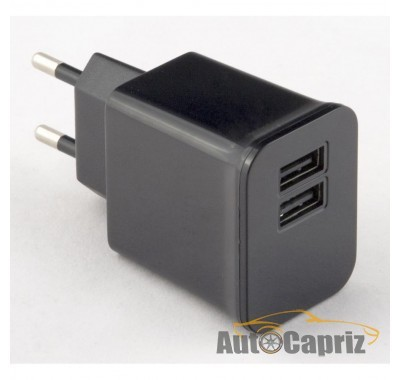 Зарядные устройства Зарядное устройство сетевое  RCF-DC2 2USB