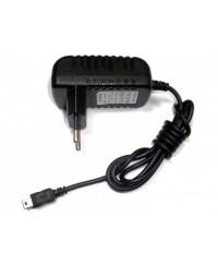 Карты и аксессуары Адаптер 220V/5v 2000 mА (мини USB)