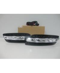 LED-фары (ДХО) Светодиодные (LED) фары Pentair NS-376 Nissan Teana 2010