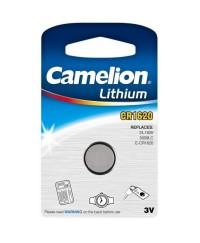 Батарейки Батарейка CAMELION CR 1620 / 1 BL