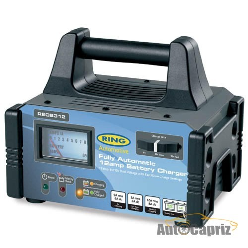 Зарядные устройства Зарядное устройство RING RECB312