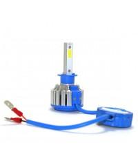 LED- лампы Лампы светодиодные LedHeadLamp F7 H7 12-24V chip COB вентилятор (2шт)