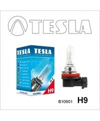 Галогенные лампы Лампа галогенная Tesla Н9 (PGJ19-5) 12V, 65W B10901