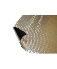 Виброшумоизоляция Шумоизоляция Виброфильтр Smart Plast d2-2,0мм (0,6м х 0,5м)