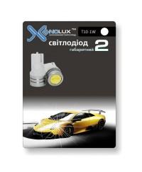 LED-габариты Габарит Xenolux T10-1W (2шт) белый